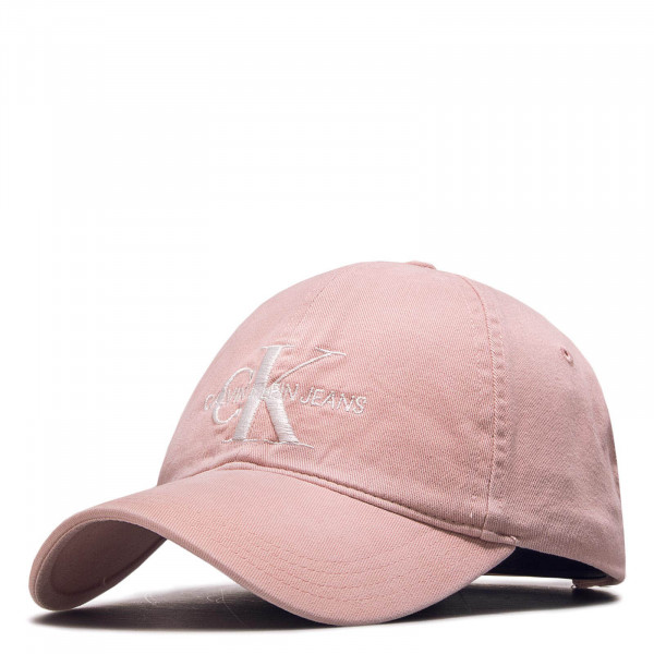 Cap Monogram Rose White