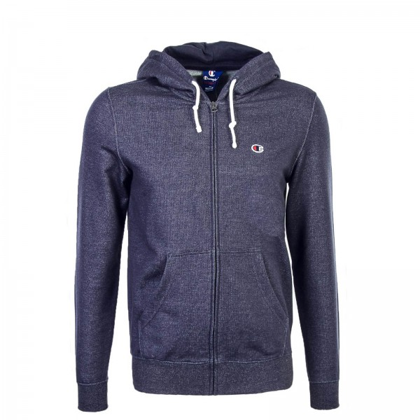 Champion Sweatjkt 210331 Navy