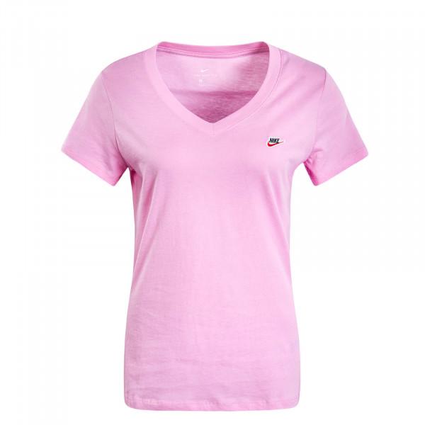 Damen T-Shirt LBR Rosa
