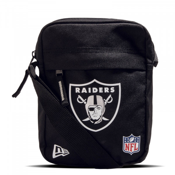 Mini Bag NFL Raiders Black