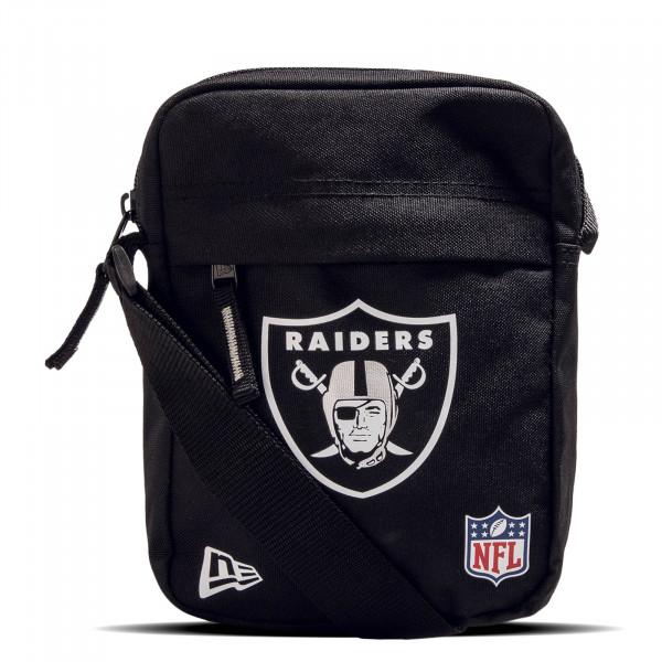 Mini Bag NFL Raiders Black