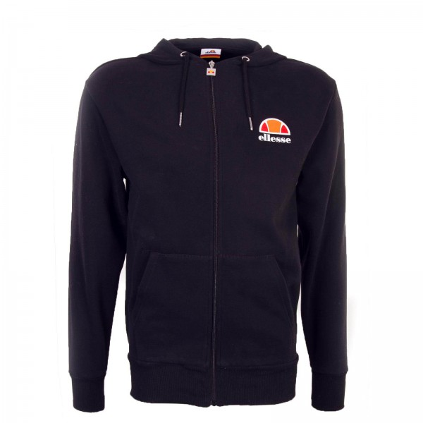 Ellesse Sweatjkt Miletto Black