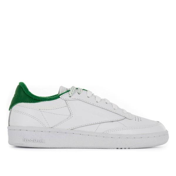 Reebok Club C 85 EL White Green