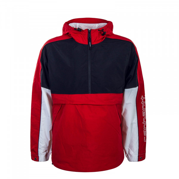Herren Windrunner Terrace Navy Red