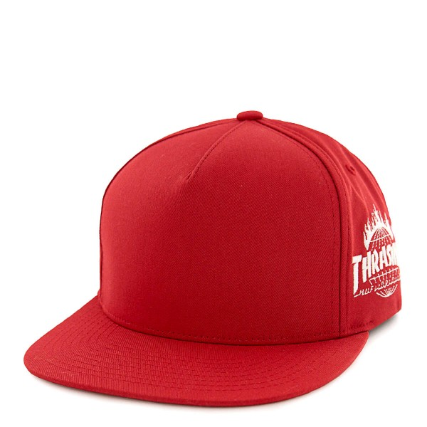 Cap Snapback TDS Red