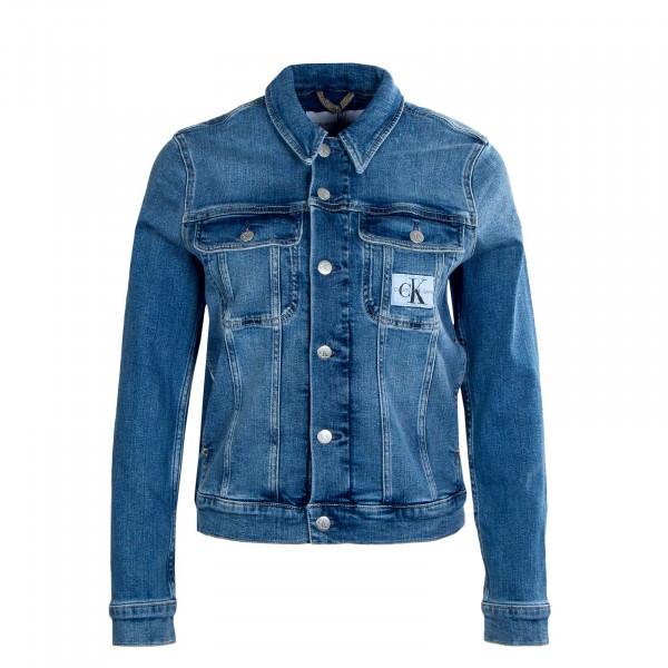 Damen Jacke - Regular 90's Denim Light - Blue