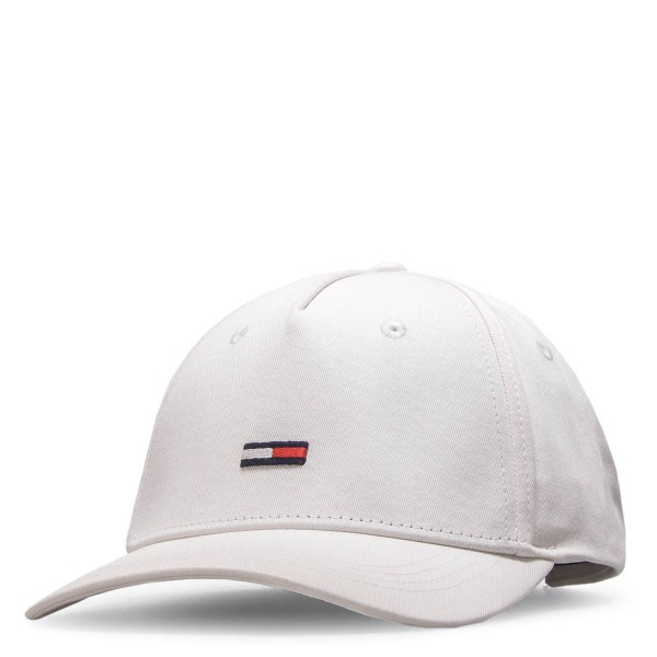 Tommy Cap TJU Flag White