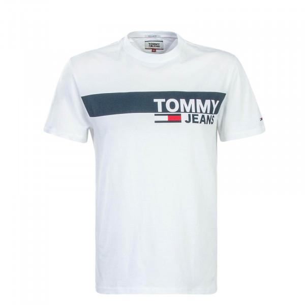 Tommy TS TJM Essential Box Logo White