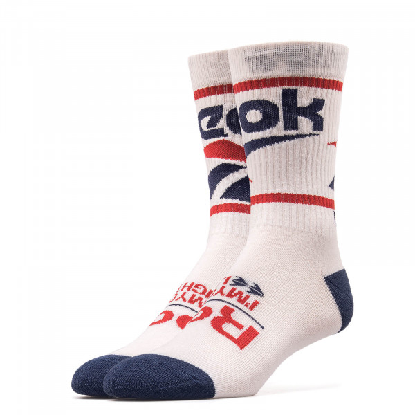 Reebok Socks CL Vector Crew White