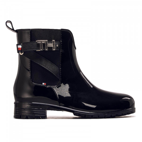 Damen Rainboot Hardware Rubber Black