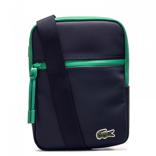 Tasche Crossover Bag S Flat Navy Green