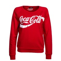 Only Sweat Coca Cola Red