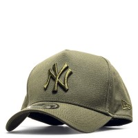 New Era Cap Aframe NY Olive