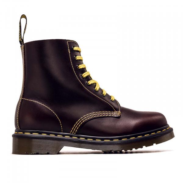 Herren Boots 1460 Pascal Oxblood Atlas