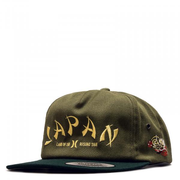 Trucker-Cap Souvenier Hat Olive