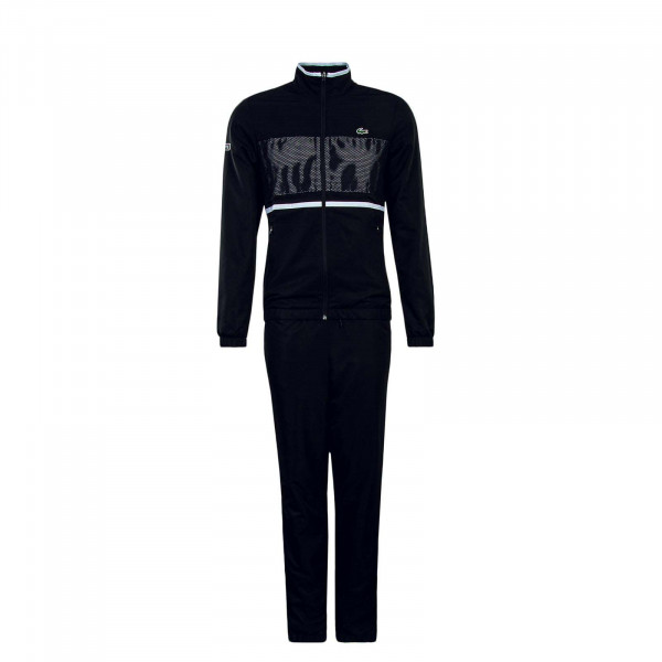 Lacoste Suit 3573 Black White