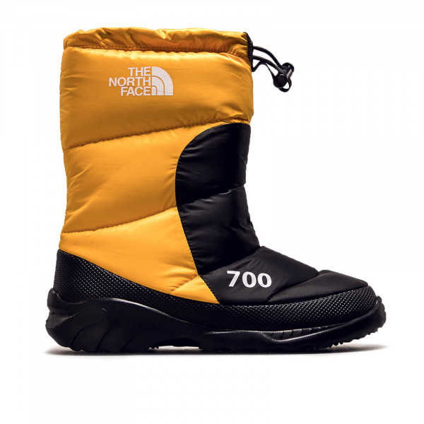 Herren Bootie Nuptse 700 Summit Gold Black