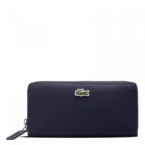 Wallet - Long Zip Wallet - Pénombre
