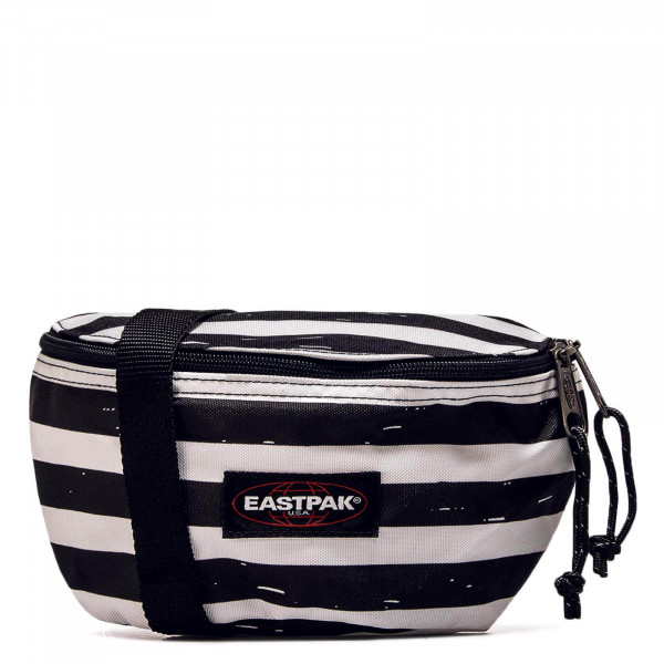 Hip Bag Springer Stripe Black White