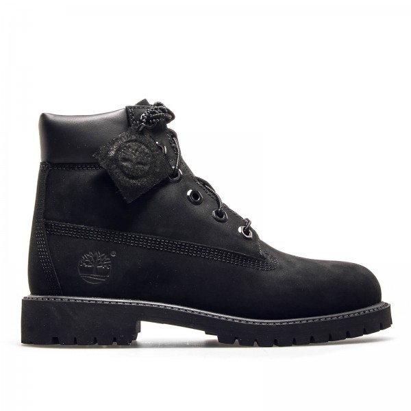 Timberland Wmn Boot 6in Junior Black