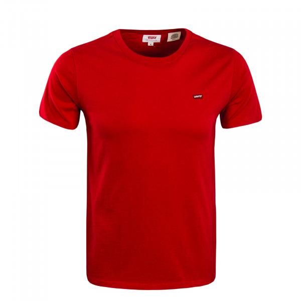 Herren T-Shirt Original HM Red