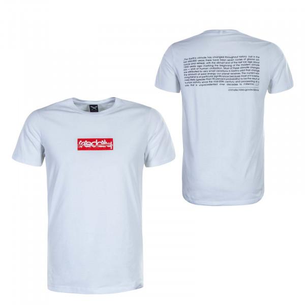 Herren T-Shirt It Matters White
