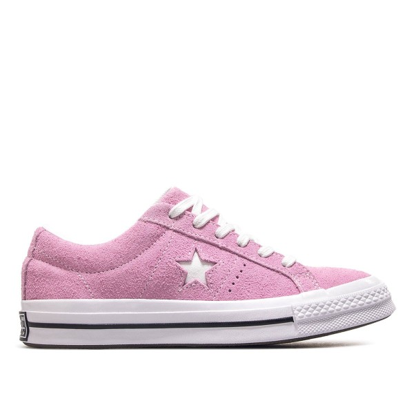 Converse One Star OX Lt Orchid White
