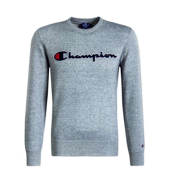 Herren Sweatshirt 213511 Grey