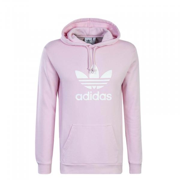 Adidas Hoody Trefoil Rose White
