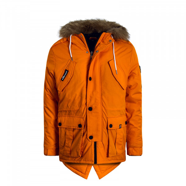 Herren Parka Blizzard Orange