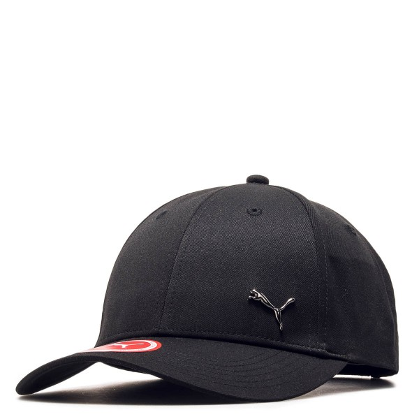 Puma Cap Metal Cat Black
