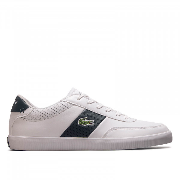 Herren Sneaker Court Master 0120 1 CMA White Dark Green