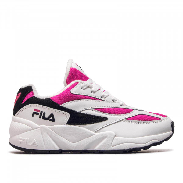 Fila Wmn V94M Low White Berry Black