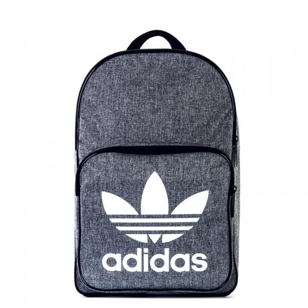 Backpack Classic Grey Black White
