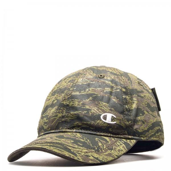 Champion Cap Baseball Mulit Green