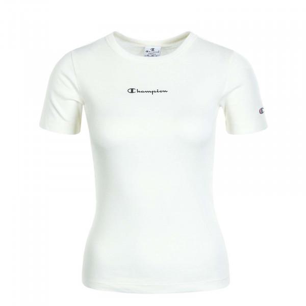 Damen T-Shirt 113691 Off White