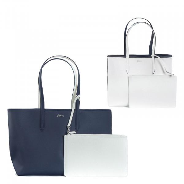 Shopping Bag Marshmallow Blue