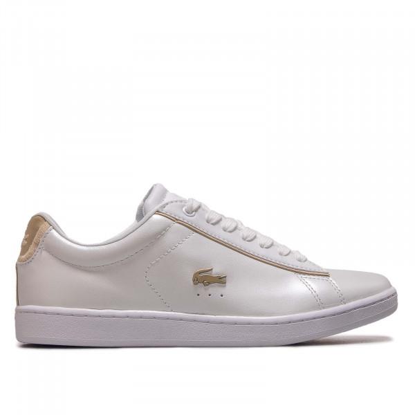 Damen Sneaker Carnaby EVO 118 6SPW White Gold