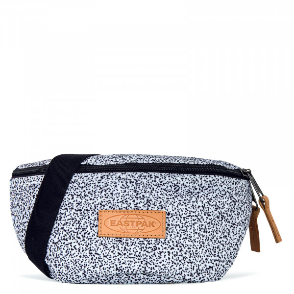 Hip Bag Springer Minispot White Black