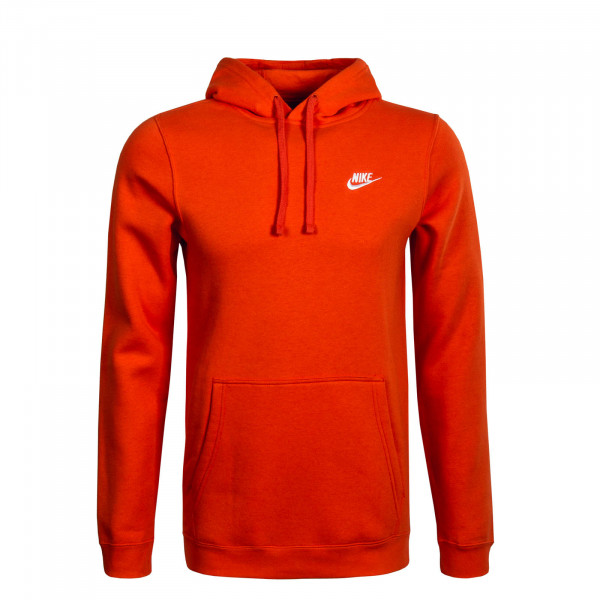 Herren Hoody NSW FLC Club Orange White