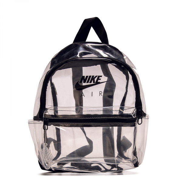 Backpack Just Do It Clear Black