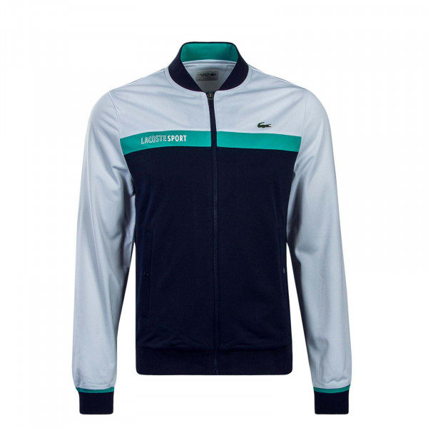 Trainingsjacke SH9504 White Navy Mi