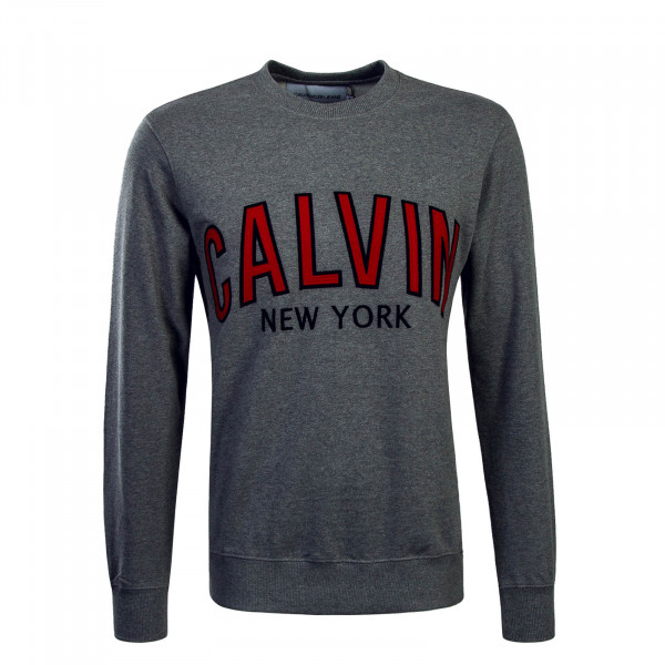 CK Sweat Graphic Grey Red