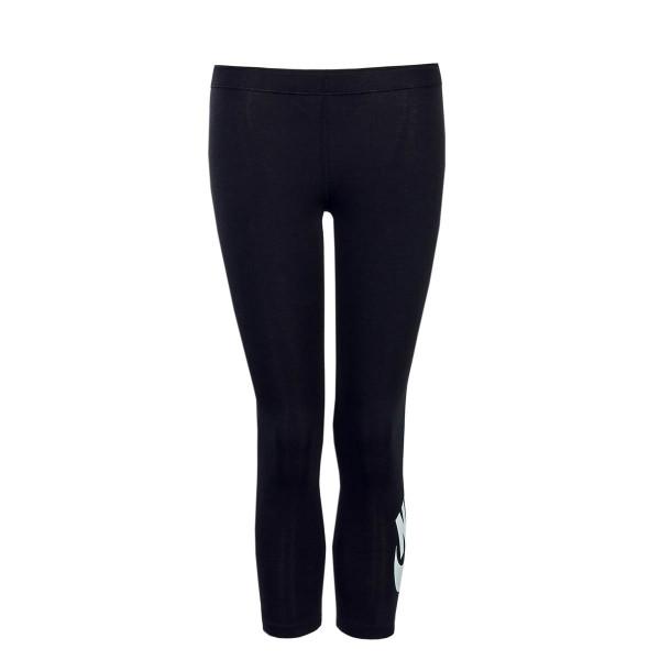 Nike Wmn 3/4 Leggings Leg-A-See Blk Wht