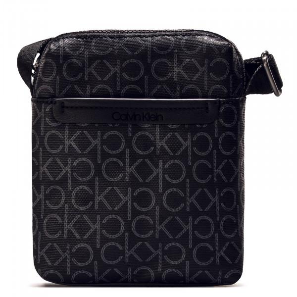 Bag Mono Mini Reporter Black Silver