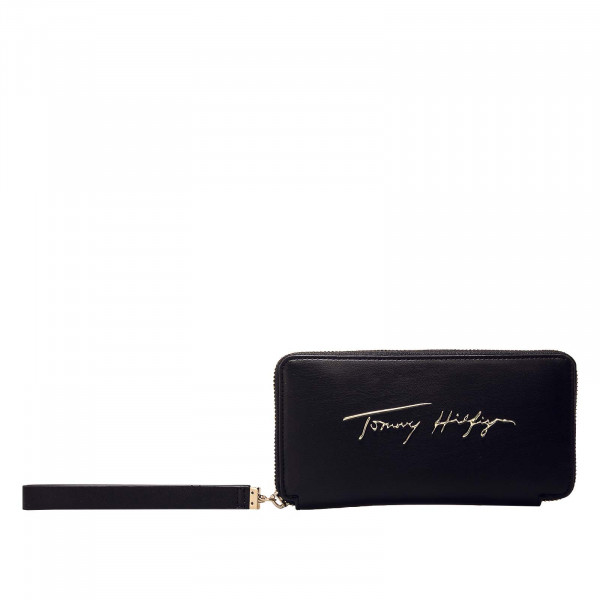 Portemonnaie - Iconic Tommy Wallet 10556 - Black