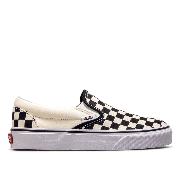 Vans U Classic Slip On Black White