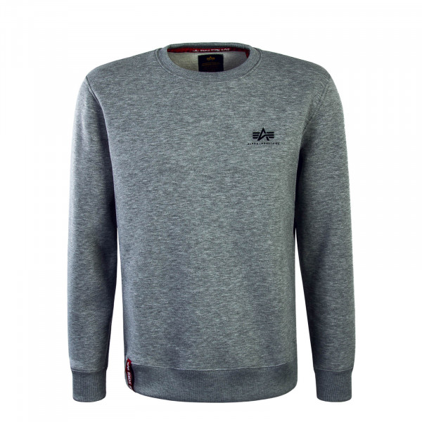 newest 266d6 9e2ad Herren Sweatshirt Small Grey
