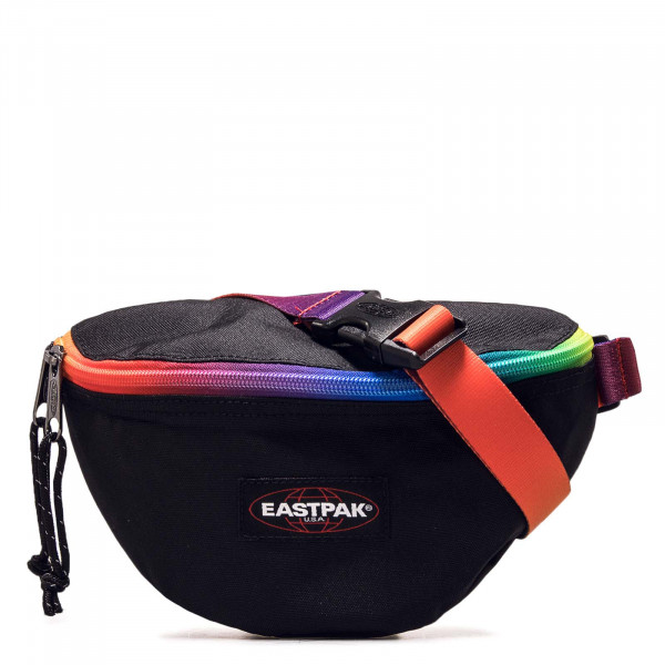 Hip Bag Springer Rainbow Dark Black
