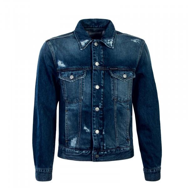Jeans Jacke Modern Classic Blue